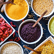 Grains and Spices