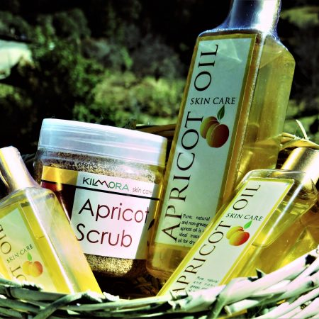 Cold Pressed Oils and Scrubs